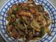 辛味噌野菜炒め