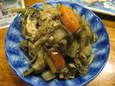 菜っ葉煮(200円)
