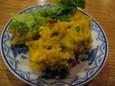 カボチャサラダ(200円)