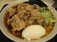 肉そば(420円)