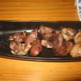 炙り焼き盛り合わせ(1000円)