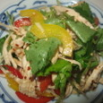 鶏サラダ(250円)