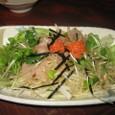 ジャコと大根のカリカリサラダ(360円)