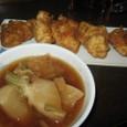 かぶ煮(150円)、とりの天ぷら(250円)