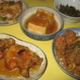 お惣菜(546円)