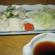 えんがわポン酢(400円)