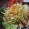 生野菜(480円)