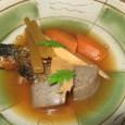 新竹の子と身欠にしんの煮物(580円)