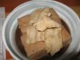いづみやの肉豆腐