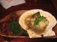 東鮨のホタテバター焼き