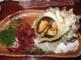 東鮨のさざえつぼ焼き