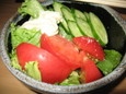 はとばの生野菜