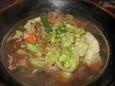 串奈坊の野菜ラーメン