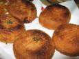 宅呑み会9(キハチのカレーパン)