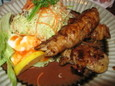 肉まきポテト(525円)