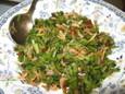 大根の葉炒め煮(200円)