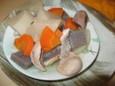 塩煮込み(150円)