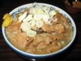 もつ煮(300円)