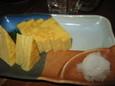厚焼き玉子(300円)