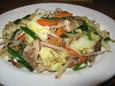 肉野菜炒め(500円)