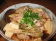 肉豆腐(500円)