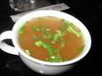 鳥スープ(150円)