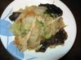 野菜のうま煮(150円)