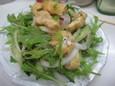特製サラダ(250円)