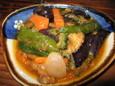 野菜炒め(350円)