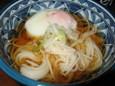 半じゅく玉子(230円)