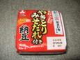 東松山やきとりみそだれ付き納豆(98円)