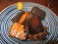豚と大根の煮物(600円)