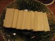 酒粕チーズ(300円)