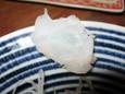 三島おこぜの刺身