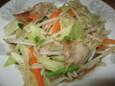 野菜炒め(420円)