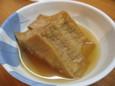 厚揚げ煮(150円)