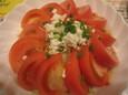 トマトサラダ(500円)
