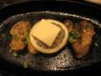 カキの鉄板焼き(480円)