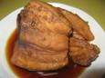 千葉県産生びんちょうマグロの粗煮?