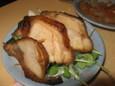 鶏チャーシュー(150円)