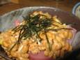 まぐろ納豆(500円)