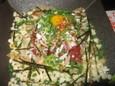 マグロのハイカラ(450円)