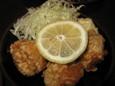 鶏の唐揚げ(350円)