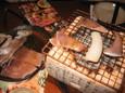 スルメイカの七輪焼(399円)