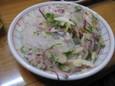 春雨サラダ(600円)