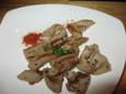 ホルモン焼(250円)