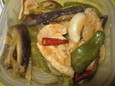 肉野菜味噌炒め