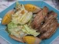 手羽と玉子煮(350円)