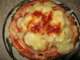えびみりん焼きピザ