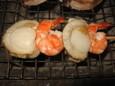 海鮮串焼き(399円)